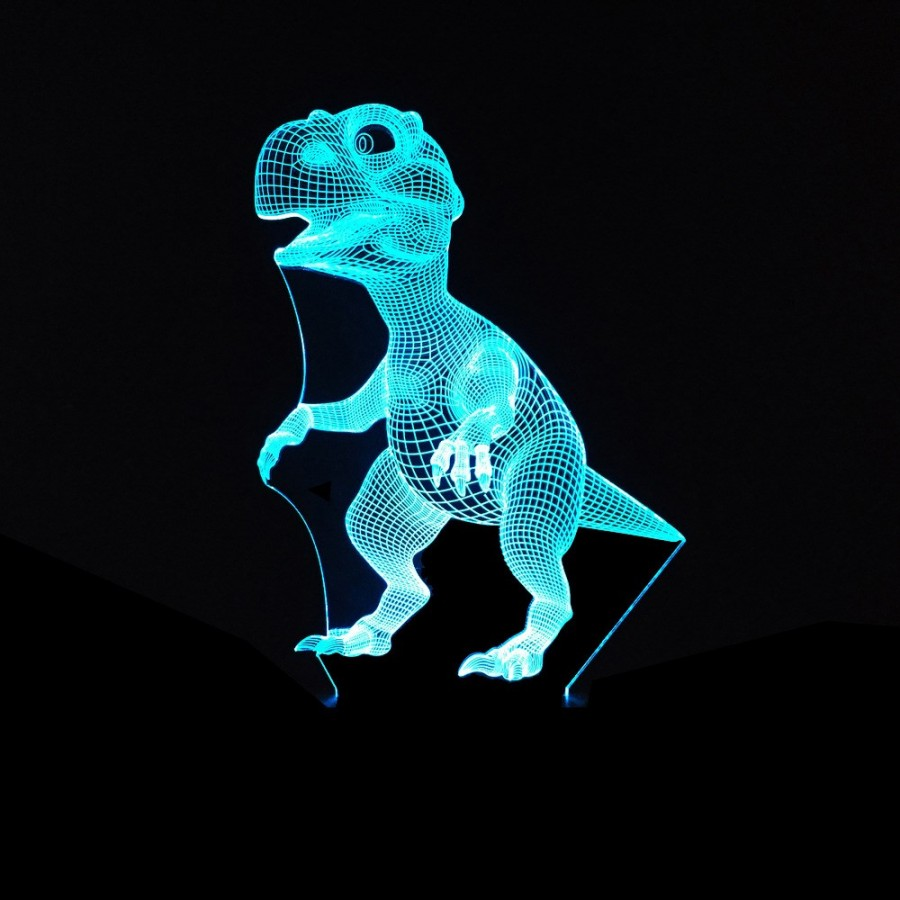 Ночник Динозавр