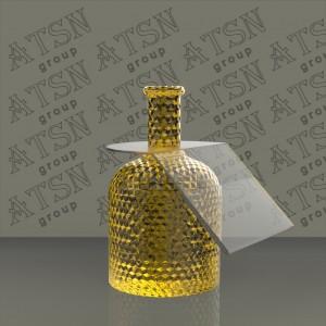 Ценники навесные на бутылку