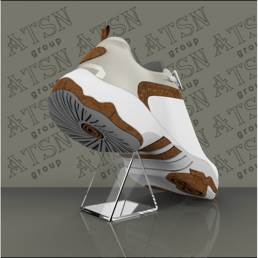 Пластиковые подставки под обувь