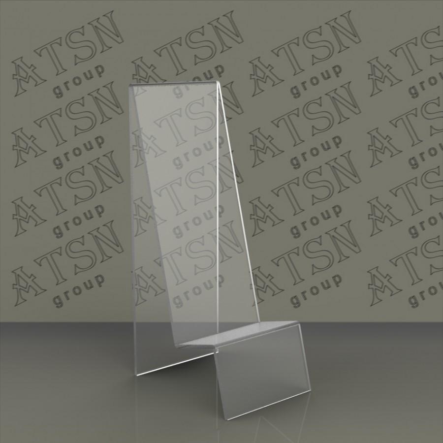 Пластиковые прозрачные подставки под телефоны